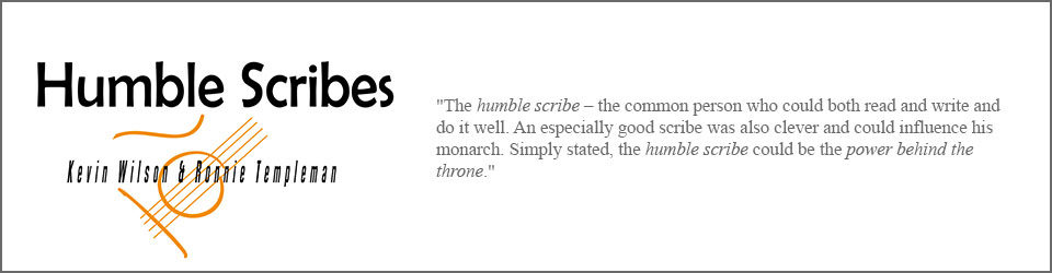 Humble Scribes